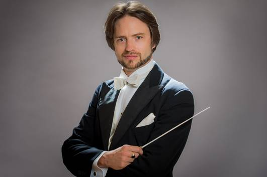 John Andrews announced as Principal Guest Conductor of the UK's National Symphony Orchestra