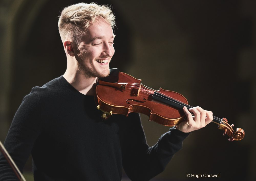 Daniel Pioro to make Wigmore Hall debut solo recital this June